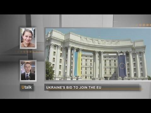 Euronews U Talk - L'Ukraine Et L'Europe