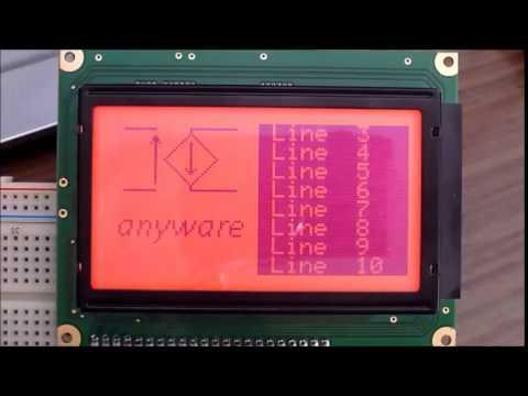 Hqdefault on Arduino Graphic Display