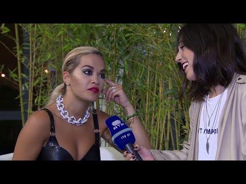 Entrevista de Joana Martins a Rita Ora | | MEO Marés Vivas | RTP Mp3