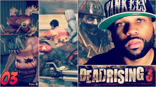 Dead Rising 3 Gameplay Walkthrough Part 3 - Signs of Safety