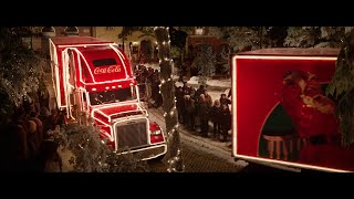 Vianočný kamión Coca-Cola 2017
