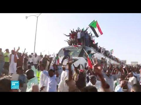 محتجون قادمون من عطبرة للانضمام إلى المعتصمين في الخرطوم  - نشر قبل 4 ساعة