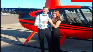 Video My AMAZING Proposal Story (Helicopter Included!) download MP3, 3GP, MP4, WEBM, AVI, FLV November 2018