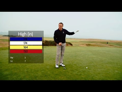 How to Play the Old Course with Steve North - Hole 11 - High (in)