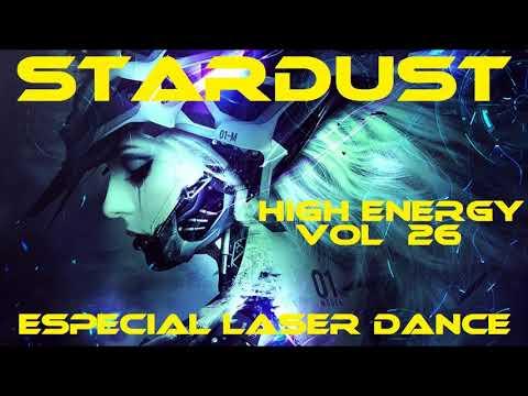 STARDUST HIGH ENERGY VOL 26 (ESPECIAL LASER DANCE) MICHEL VAN DER KUY