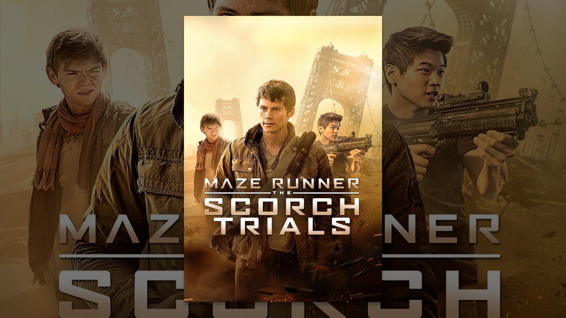 Download Maze Runner: the Scorch Trials