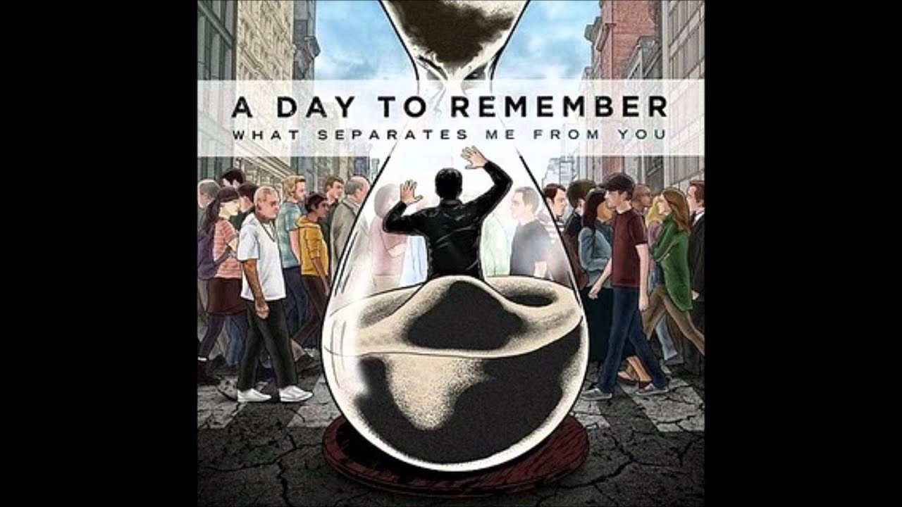 Day to remember lyrics