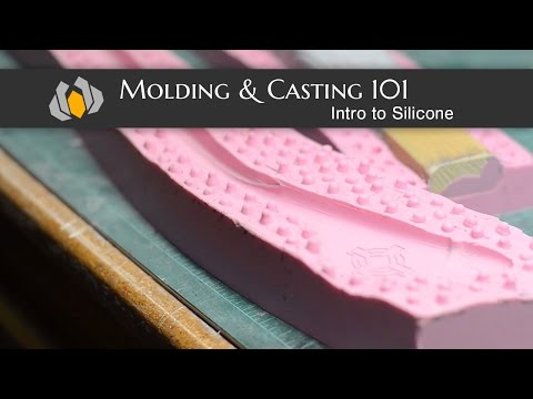 Prop: Shop - Molding & Casting 101: Intro to Silicone Rubber