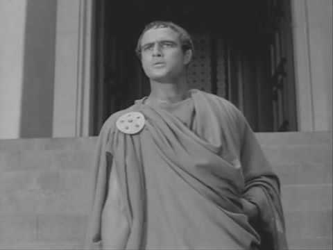 mark antonys speech In reading plutarch as his source for all the factual information contained in his play, shakespeare saw that mark antony's funeral speech was the critical turning point.