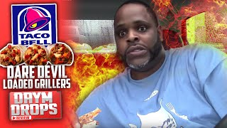 Taco Bell Dare Devil Loaded Grillers