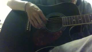 Chân tình - guitar acoustic Cover Đ.A