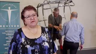 Mario & Rosemary Cirino - Parkinsons Disease relief with REVIVER