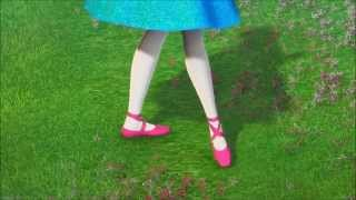 Barbie In The Pink Shoes-Dancing Scene 3(Kristyn as Giselle)