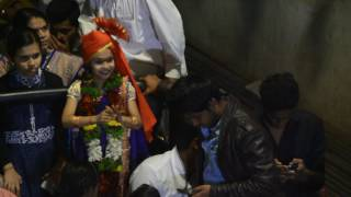 Dipali Borkar's Celebration Movements with Family...