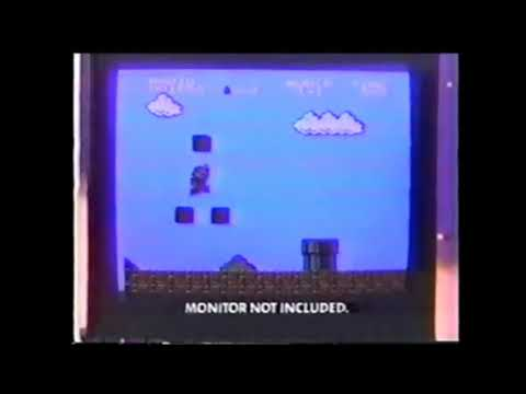 NES Action Set Toys R Us Commercial - 1989