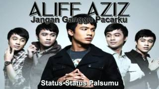 Video Aliff Aziz - Jangan Ganggu Pacarku (With Lyrics) download MP3, 3GP, MP4, WEBM, AVI, FLV Agustus 2018