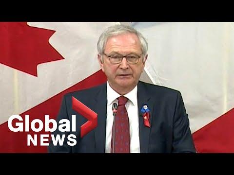 Coronavirus outbreak: New Brunswick begins to loosen COVID-19 measures, no new cases reported | FULL