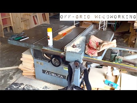 Amish Woodworking Shop Tour