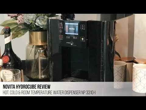 [Review] novita HydroCube™ Hot/Cold Water Dispenser NP3310i