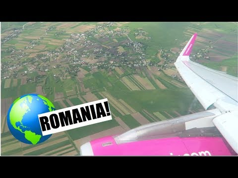 HEADING TO MY HOME COUNTRY!   ROMANIA 2018