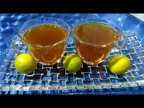 Lemon Tea | Iranian Tea | Black Tea