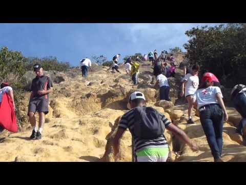Escalada Muro Cerro De Las Tres Cruces Cali Deportes Extremos