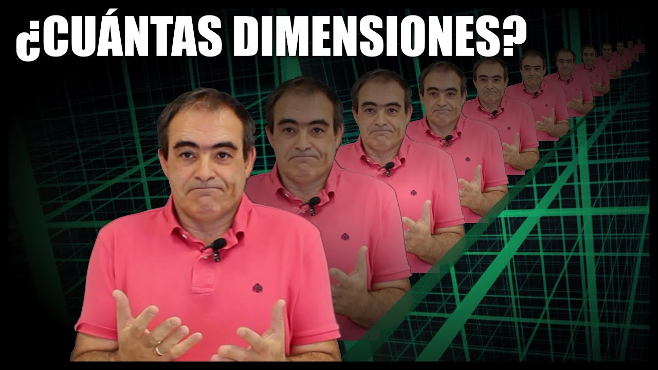 ¿Cómo se descubre una dimensión extra?
