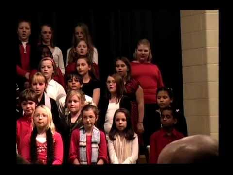 Stephanie's Leary Elementary school 12 3 2008 Concert 5