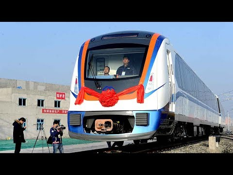 All aboard: Urumqi's first subway line nears completion