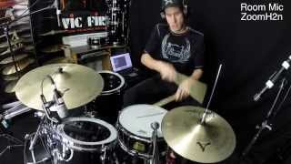 My New Snare! Pearl Chad Smith Signature Snare - Sound Test / Review