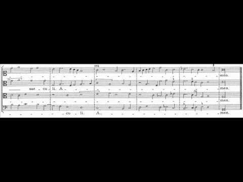 Johannes Ockeghem - Missa L'Homme Armé - Ensemble