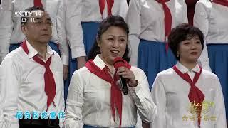 [大手牵小手]《我爱红领巾》 演唱:总台央广70 80年代团员合唱团 CCTV少儿