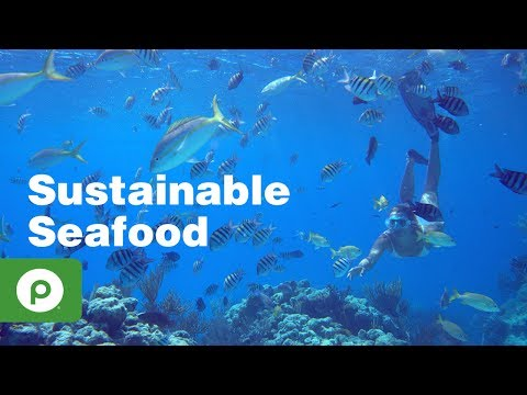 Publix Supports Seafood Sustainability
