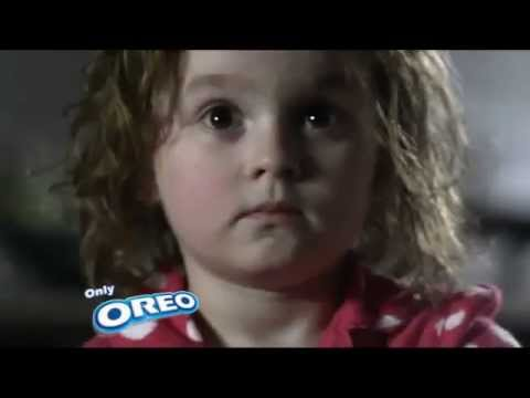 Oreo commercial UK 2012  The Explanation to Daddy