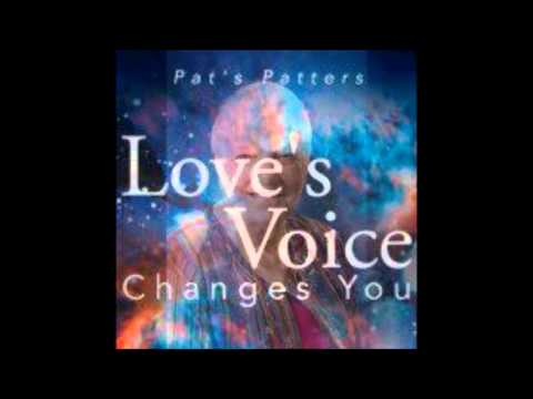 """Love's Voice Changes You"", with author Pat Kammer: Canada - YTYR Radio"