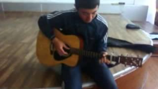 Алые паруса на гитаре