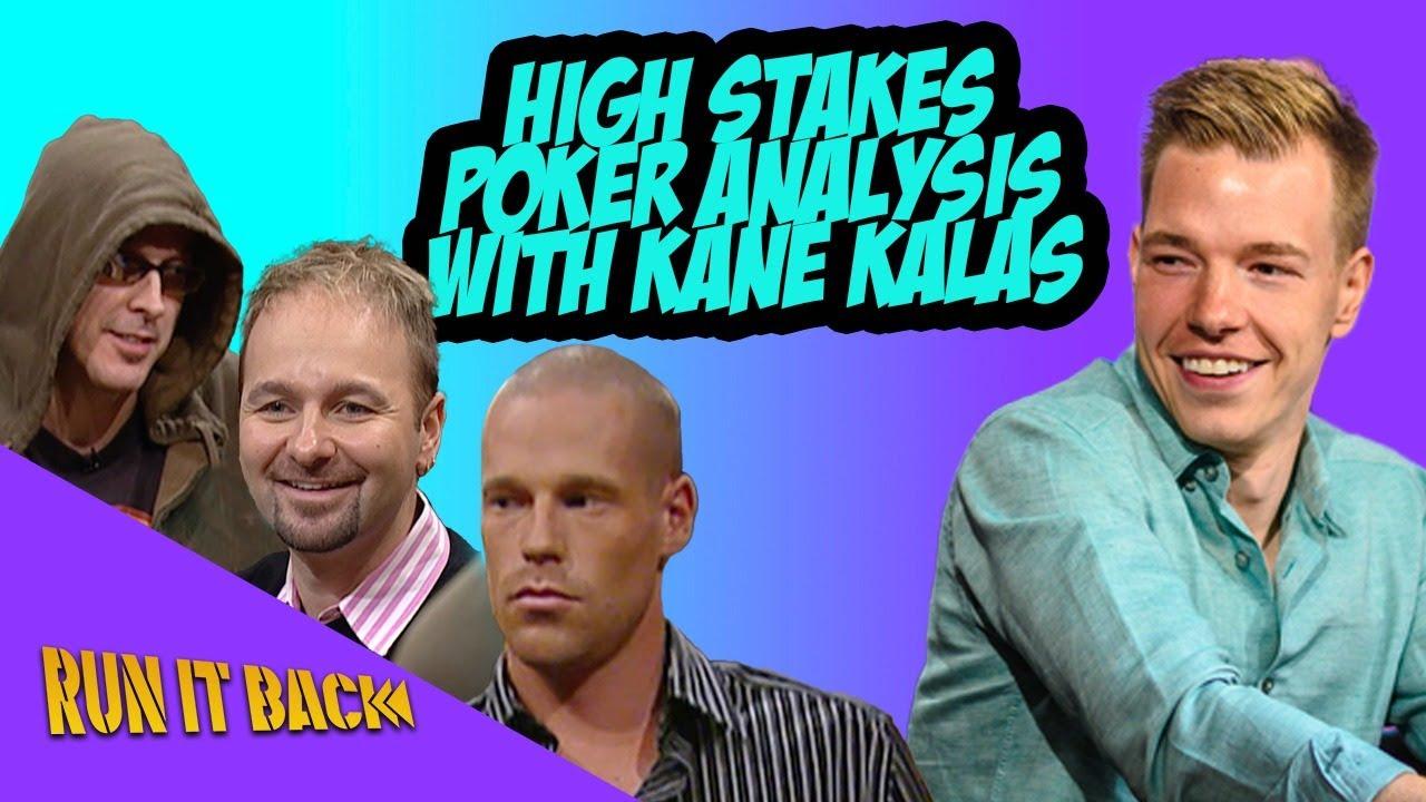 Run it Back with Kane Kalas | High Stakes Poker