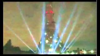 Лазерное шоу на Останкинской телебашне.360.mp4