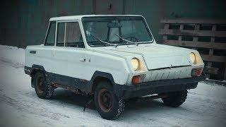 Эксклюзивная тачка за 30 тысяч рублей. Инвалидка.
