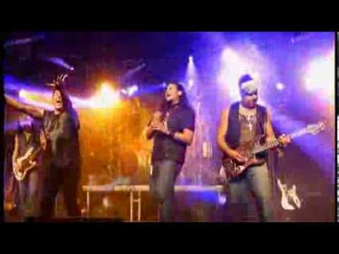 Hardline with Jeff Scott Soto  Hot Cherie  Firefest X