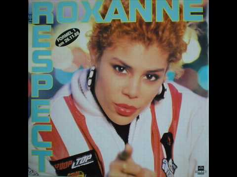 The Real Roxanne - Her Bad Self (Jam Master Jay prod.?)