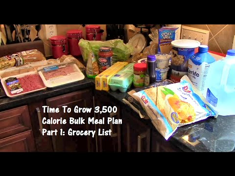 3500 calorie vegan diet