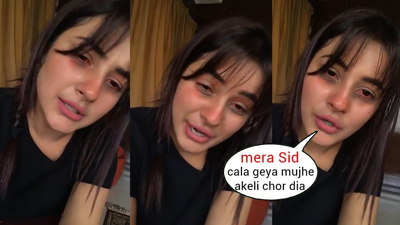 Download Shehnaaz Gill on Live talking to her  her fans & overwhelmed with the response of her fans