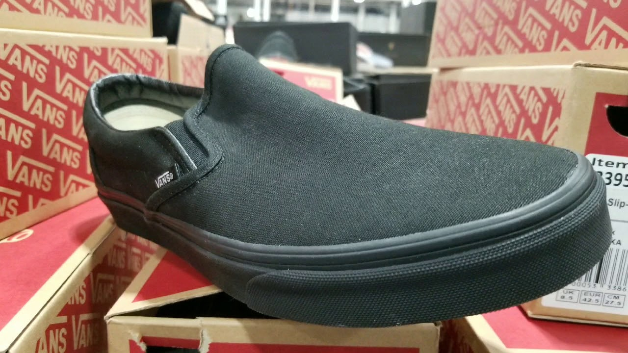 Costco! Vans Slip-on Shoes! $29