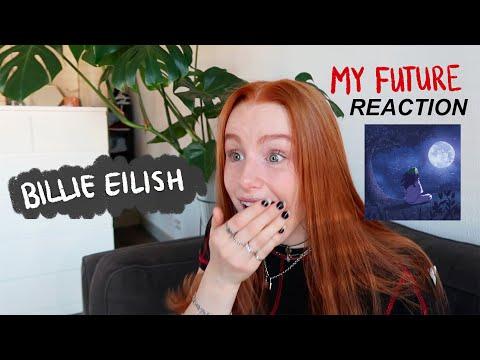 Billie Eilish - my future (REACTION)