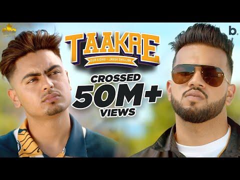 Taakre (Official Video) Jassa Dhillon | Gur Sidhu |  New Punjabi Song 2021 | Nothing Like Before