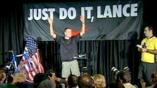 Lance Armstrong seul, lâché par ses sponsors