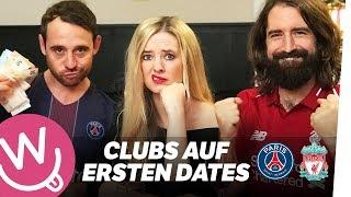 Clubs auf ERSTEN DATES | PSG & FC Liverpool