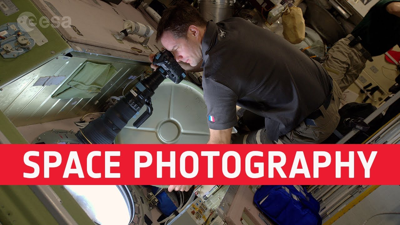 Thomas and Matthias astro chats: space photography | Episode 4
