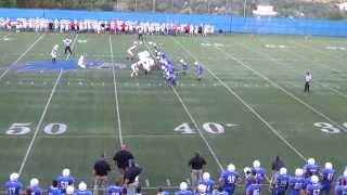 Andrew Franks 58-Yard Field Goal